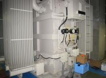 ガス絶縁変圧器